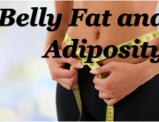 Belly fat and adiposity w text